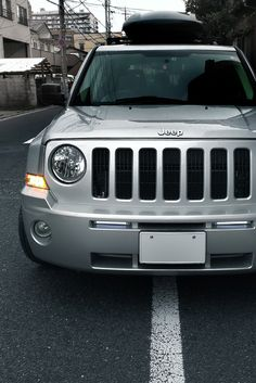 "JEEP PATRIOT LIMITED, Valenti LED BAR DAY TIME LAMP ""DTL-04W-1"" white Daytime Running Lamps DLS"