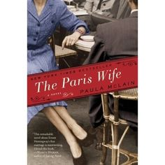 The Paris Wife - found the book for my flight home.