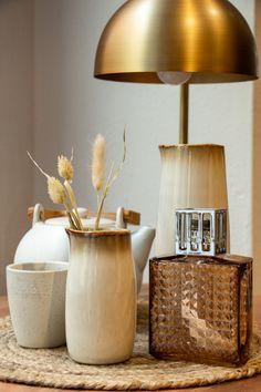 Dufterlebnis Lampe Berger - Petra König Decor, Lamp, Lighting, Home Decor, Vase