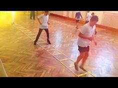 VSL 3D - Sportlétra 3D - 7 Hetes Szökdelő Program - 6.hét Taekwondo, Brain Breaks, Exercise For Kids, Physical Education, Programming, Physics, Techno, Tv, School