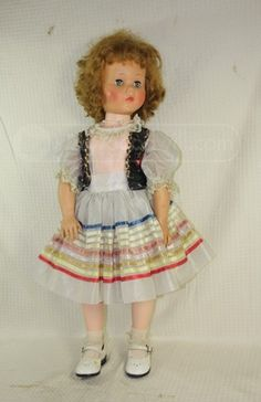 shopgoodwill.com: Vintage Shirley Temple Doll