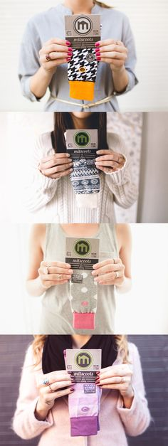Cute socks that are helping those transitioning out of homelessness. All kinds of amazing.