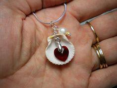 seashell+necklace+valentine+heart.JPG (1000×750)