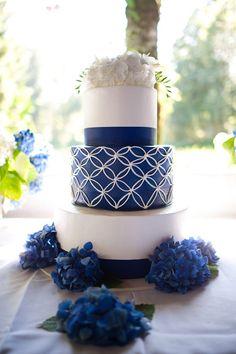 Ideas y decoración boda en dazzling blue