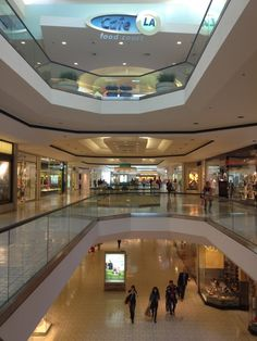 The mall of malls