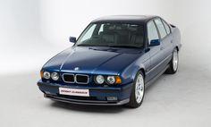 BMW E34 M5.