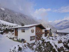 Groot chalet met privé-sauna op 500 meter van de Finkenberger Almbahn