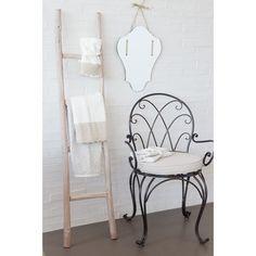 Escalera toallero on pinterest ladder blanket ladder and zara home - Escalera decorativa zara home ...
