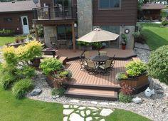 Trek Deck, Composite Decking, Outdoor Living, Outdoor Decor, Decks, Outdoors, Rooms, Spaces, Image