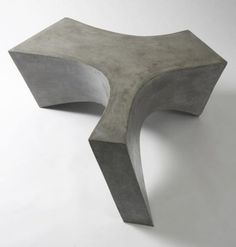 concrete furniture by daniel miese wwwbontoolcom browse cement furniture