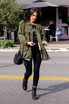 Shenae Grimes Photos: Shenae Grimes Out and About in Hollywood