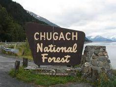 Anchorage Chugach National Forest -
