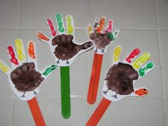 preschool fall crafts | preschool craft ideas: Thanksgiving Week Educatorsarts Crafts Ideas ...