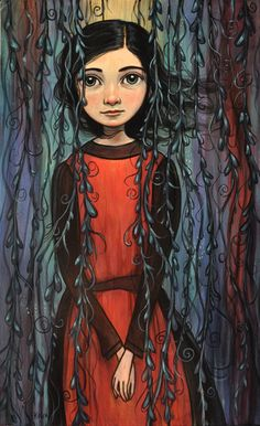 Dark Vines ~ Kelly Vivanco - Art