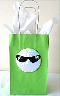 Golf Gift Bags on Ladies Golf World