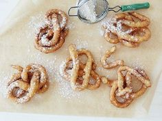Get Funnel Cake Recipe from Cooking Channel