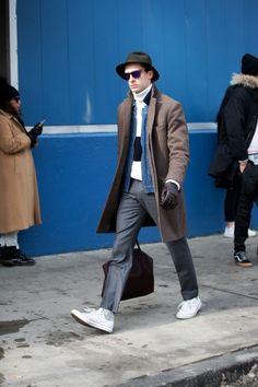 Idée et inspiration Look street style pour homme tendance 2017   Image   Description