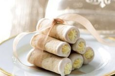 Trubičky s bílou čokoládou - My site Low Carb Lunch, Low Carb Breakfast, Christmas Sweets, Christmas Baking, Christmas Ideas, Low Carb Brasil, Carb Day, Czech Recipes, Low Carb Bread