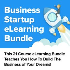 This FREE business bundle is designed to help you get a good understanding of what it takes to build an online business. We cover a wide variety of topics with a focus on marketing, sales, and online businesses. Writing A Business Plan, Start Up Business, Business Planning, Online Business, Business Ideas, Youtube Advertising, Business Model Canvas, App Marketing, Marketing Plan Template