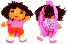 Dora Plush Backpack