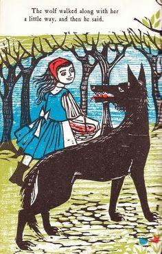 Little Red Riding Hood: Susan Blair