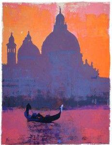 Gondola (Edition of 250) by Ruffell