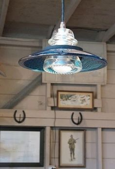 Great use of an old insulator