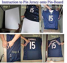Amazon.com   UV Protection Baseball Football Jersey Frame Display Case  Shadow Box 8f36a5494