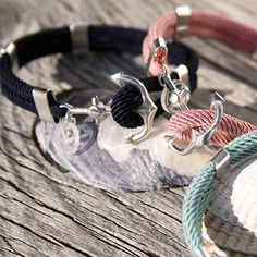 Hand crafted original nautical jewelry from Sweden since 1995 marissal.se
