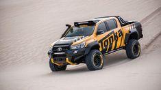 Toyota Hilux Tonka Concept: un juguete para niños ya crecidos. Foto 4 de 23.