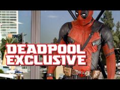 In case you haven't seen this yet you MUST  see it!!! Ryan Reynolds Addresses the Deadpool PG-13 Rating (HD) JoBlo.com Exclusive