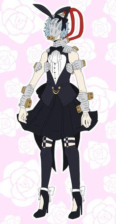 My Hero Academia Episodes, Hero Academia Characters, My Hero Academia Manga, Anime Characters, Hot Anime Boy, Anime Boys, Cute Anime Guys, Maid Outfit Anime, Anime Maid