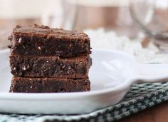 11 Most Delicious, Healthy Chocolate Desserts | Well + Good