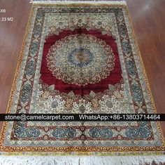 Turkey carpet,silk,size4x6ft,hand-made