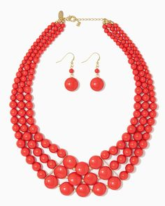 charming charlie | I Want Candy Necklace Set | UPC: 400000119885 #charmingcharlie