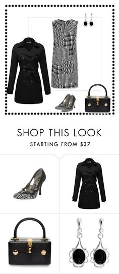 """""""Untitled #1071"""" by milliemarie ❤ liked on Polyvore featuring Rebecca Taylor, Naughty Monkey, Dolce&Gabbana and Goldmajor"""