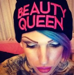 Jeffrey star beauty queen beenies Jeffrey Starr is pretty PERFECTION unmake me smile every day Star Beauty, My Beauty, Jeffree Star Myspace, Beauty Killer, Indie Scene, Shane Dawson, Most Beautiful Man, Beauty Queens, Role Models