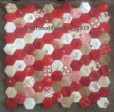 ~~~Traditional Primitives~~~: Hexies Are EVERYWHERE!