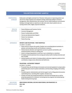 Well-organized, table-formatted and fully editable free resume ...