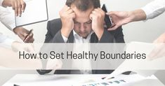 How to Set Healthy Boundaries - Live Well with Sharon Martin Say What You Mean, Codependency, Psychology Today, Healthy Relationships, Self Esteem, Positive Thoughts, Sharon Martin, Roommate Agreement, Im Not Perfect