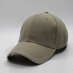 a10e72c8117ff Men Baseball Cap Women Snapback Caps Casquette Hats For Men Plain Blank Bone  Solid Gorras Planas Baseball Caps Plain Solid 2018