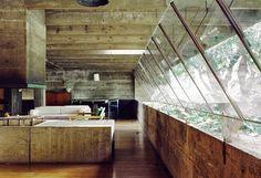 "spenserstevens: "" Butantã Residence designed by Paulo Mendes da Rocha located in São Paulo, Brazil """