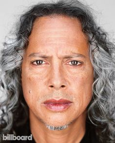 Kirk Hammett photographed Oct. 21 in San Rafael, Calif.