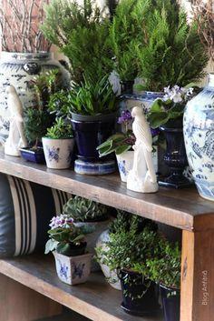 Anfitriã-como receber em casa-decoração-mesas