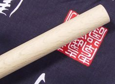 Japanese White Oak Jo Martial Arts Supplies, Samurai Swords, White Oak, Japanese, Japanese Language