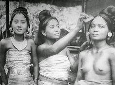Balinese Dancer, ca. 1930