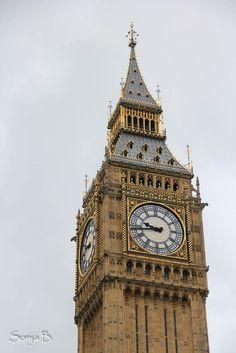 Londen - Big Ben