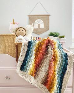 Handmade, heirloom quality, modern crochet goods for babies, kids and home. Modern Crochet, Crochet Home, Crochet Yarn, Crochet Stitches, Crotchet, Yarn Projects, Knitting Projects, Crochet Projects, Crochet Blanket Patterns