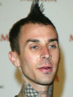 Travis Barker was married to Shanna Moakler Shanna Moakler, Halloween Eve, Travis Barker, Blink 182, Nightmare Before Christmas, Christmas Themes, Family Life, Mtv, Divorce