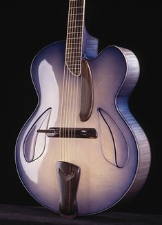 The Jazz Guitar – A Gallery of Custom Archtop Guitars Rare Guitars, Fender Guitars, Vintage Guitars, Acoustic Guitars, Jazz Guitar, Guitar Art, Cool Guitar, Guitar Photos, Archtop Guitar